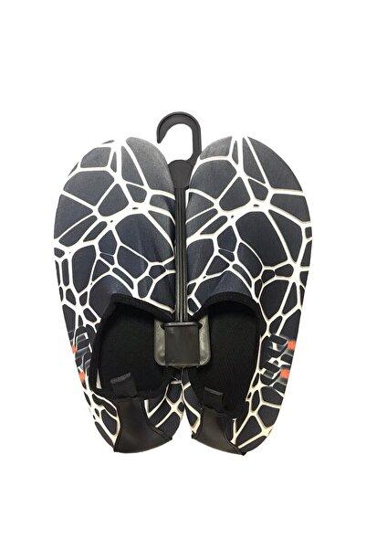 walkie Erkek Siyah Spider Plaj Deniz Ayakkabısı