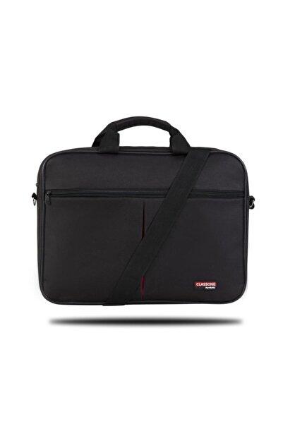 Classone BND300 Eko Serisi 15,6 inç Laptop Notebook El Çantası-Si
