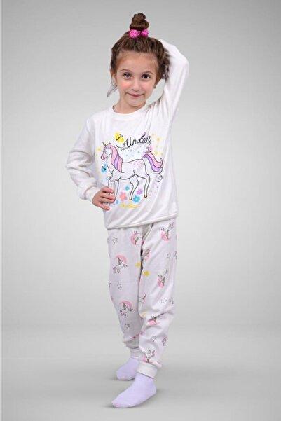 İsobel Pamuklu Kız Pijama Takımı