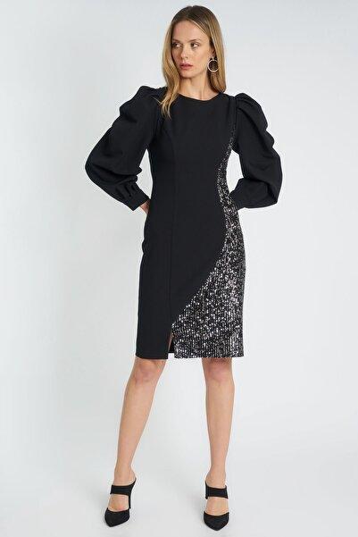 HomeStore Kadın Sıyah Elbise 19630006097