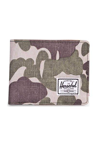 Herschel Supply Co. Herschel Cüzdan Hank Camo Green/brown