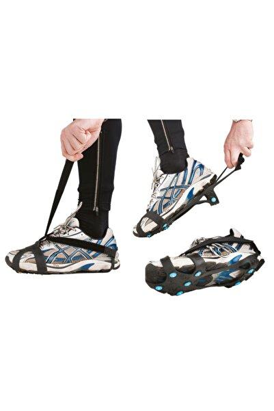 Nordic Grip -runnning Cırt Sabitleme Bantlı Çivili Ayakkabı Kaydırmaz Tabanlık Koşu Için(Small-33/37)