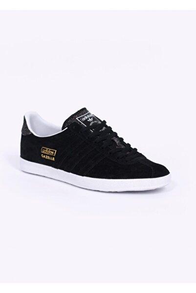adidas Erkek Siyah Originals Gazelle Og Sneakers B35199