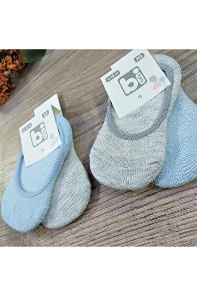 Pirinç Desen 4'lü Bebek Çorabı 6-36 Ay-68145