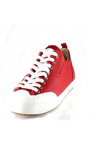 Dolce Gabbana Erkek Kırmızı Spor Ayakkabı Cs1157