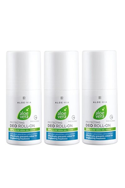 LR Aloe Vera Deo Roll-on - 3'lü Set