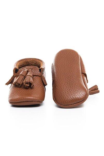 BEBEBEBEK Hakiki Deri Bebek Patik İlk Adım Ayakkabı 5