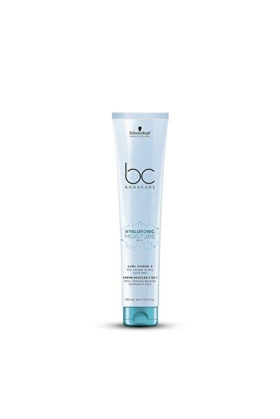 Bonacure Bc Bonacure Hyaluronic Moisture Kick Nem Yükleme Curl Power 5 Bukle Belirginleştirici Krem 125ml