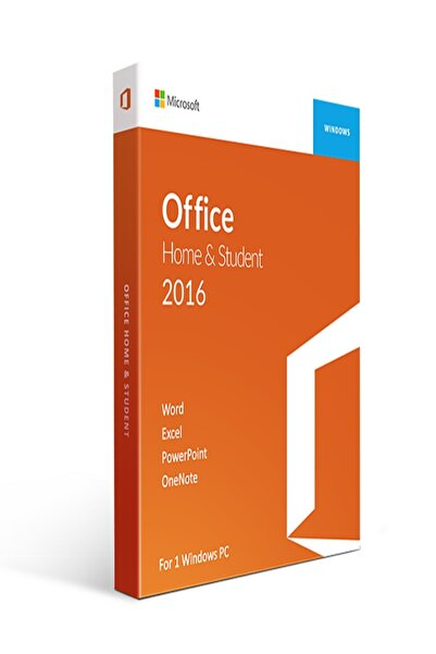 MICROSOFT Office 2016 Ev Ve Öğrenci 79g-04317 Dijital Lisans