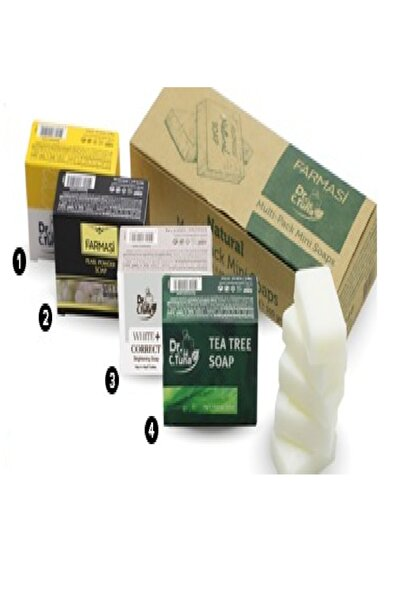 Farmasi Farması 4 Lü Mini Sabun Seti