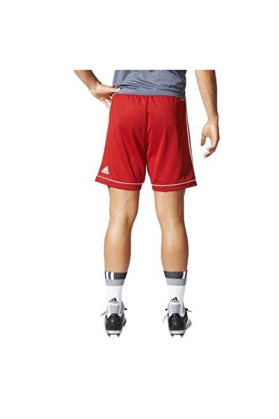 Erkek Kırmızı Squadra 17 Spor Şort Bj9226