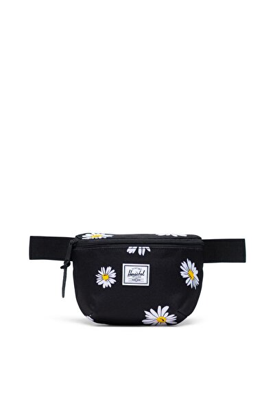 Herschel Supply Co. Fourteen Daisy Black Bel Çantası 10514-03527-os