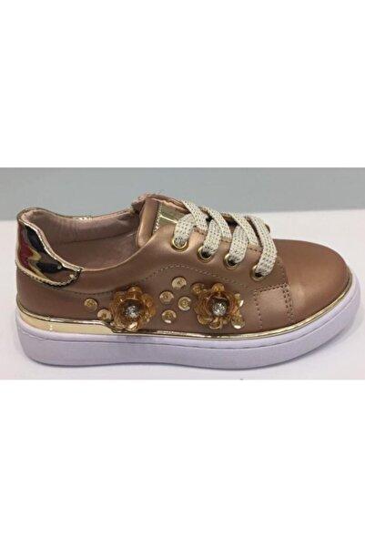Vicco Çocuk Bronz Yürüyüş Ayakkabısı 96918y539