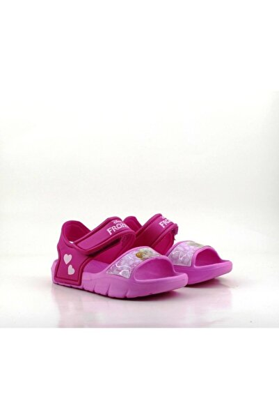 Disney Frozen Kız Çocuk Pembe Sandalet
