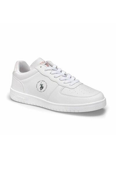 U.S. Polo Assn. U.s Polo Assn. Dimler Beyaz Unisex Sneaker