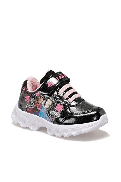 Frozen Kız Çocuk Siyah Ayakkabı 92.DOLLY.P