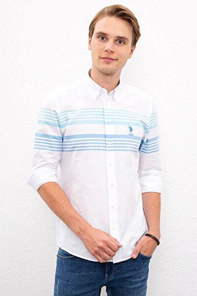 U.S. Polo Assn. Erkek Gömlek G081GL004.000.992073