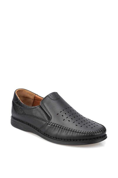 Polaris 5 Nokta 91.103920.M Siyah Erkek Klasik Ayakkabı 100350391
