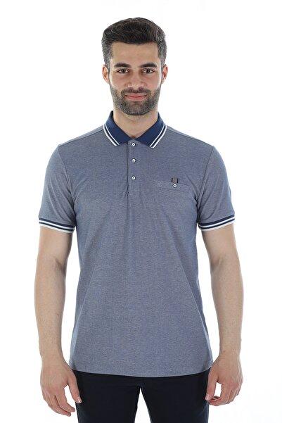 Diandor Polo Yaka Slim Fit Erkek Tişört V1 171961