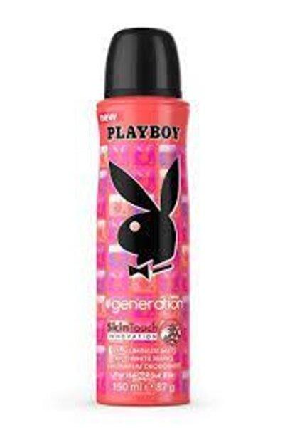 Playboy Generation Kadın 150 ml Deodorant