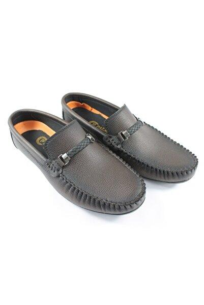 Palmera Erkek Kahverengi Ayakkabı
