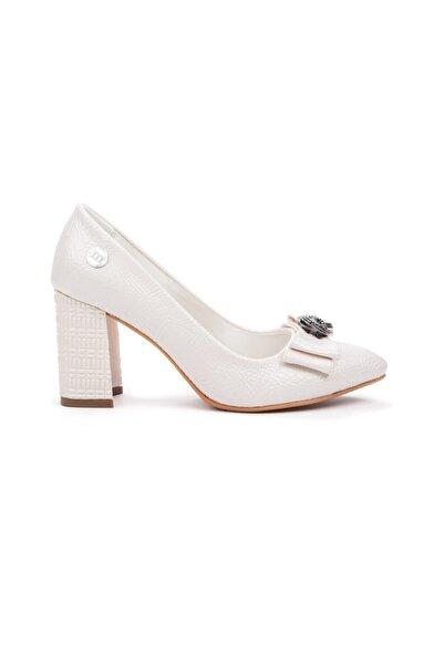 Mammamia Kadın Beyaz Ayakkabı
