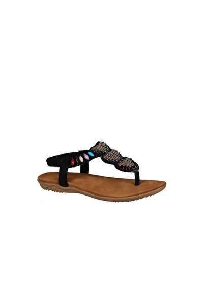 Guja Siyah Kadın Sandalet 19M273B0050-02