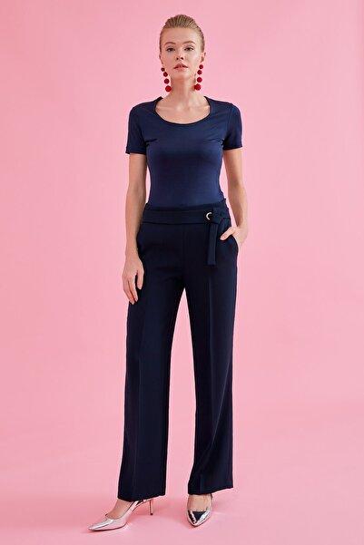 Journey Kadın Lacivert Pantolon