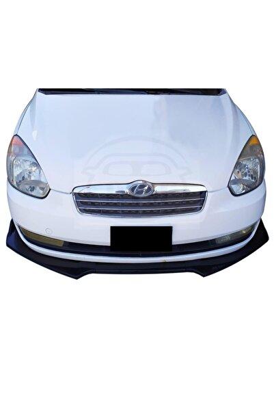 BTM OTOMOTİV Hyundai Era Ön Karlık 3 Parça Piano Black