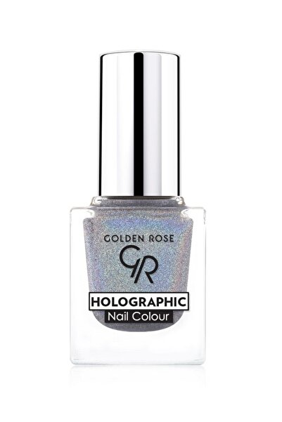 Golden Rose Oje - Holographic Nail Colour No: 07 8691190764074