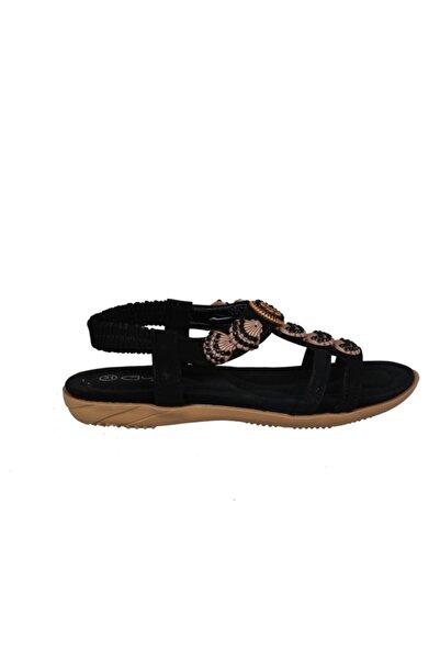 Guja Siyah Kadın Sandalet 19M273B0044-02