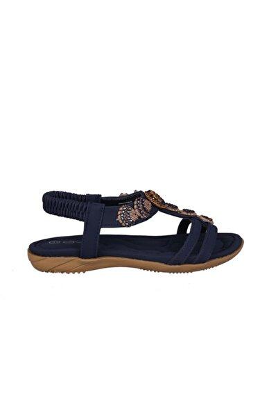 Guja Lacivert Kadın Sandalet 19M273B0044-07