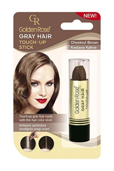 Saç Beyazlarını Kapatan Stick Kestane Kahverengi - Grey Hair Touch-Up Stick 8691190069391