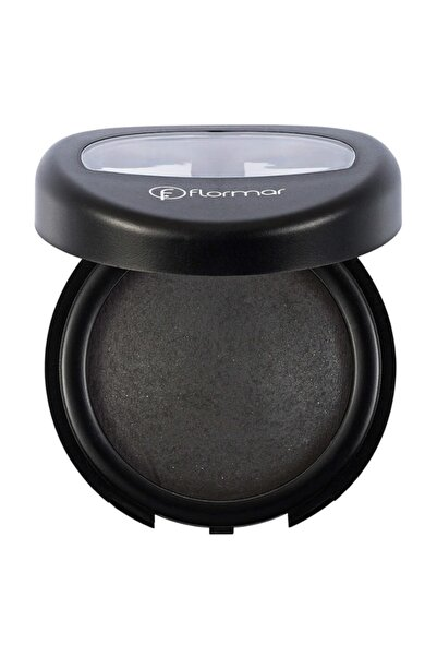 Flormar Göz Farı - Matte Terracotta Eyeshadow Black Pearlescent No: 106