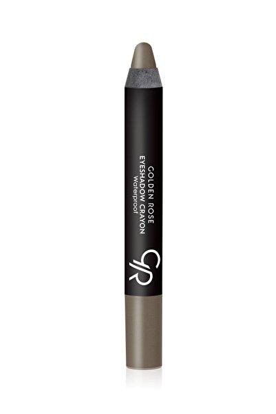 Golden Rose Suya Dayanıklı Kalem göz Farı - Eyeshadow Crayon Waterproof No: 12