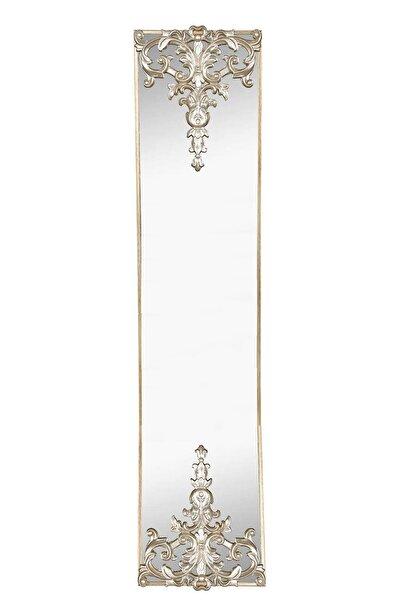 BELLARTE Milano Niş Ayna Gümüş / Ölçüler: 110*25 cm