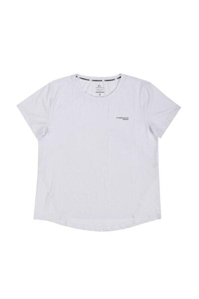 lumberjack Beyaz Kadın T-Shirt