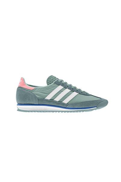 adidas Kadın Yeşil Spor Ayakkabı Sl 72