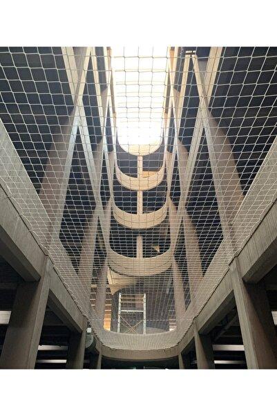 Nodes 200*800cm - Merdiven Koruma Filesi Ağı - Güvenlik Filesi Ağı - Balkon Filesi - 6mm