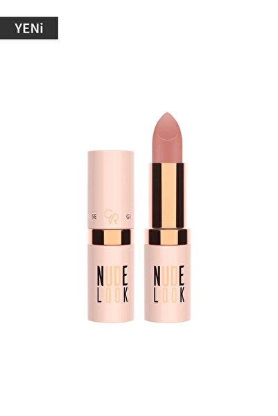 Golden Rose Mat Ruj - Nude Look Perfect Matte Lipstick No:01 Coral Nude 8691190967284