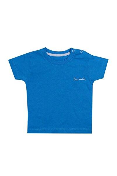 Pierre Cardin 300392 Yazlık T-shirt Mavi