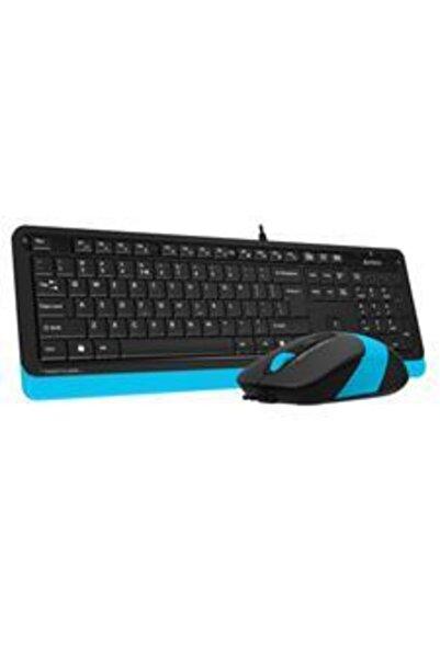 A4 Tech F1010 Q Usb Blue / F1010 Q Usb Mavi-siyah Fn-mm Klv+opt.