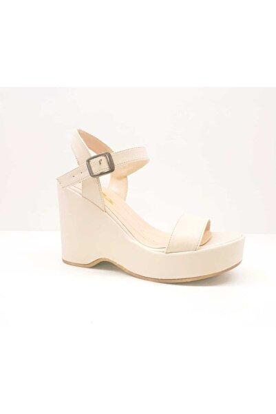 PUNTO Kadın  Kadın  Dolgu Topuk Sandalet 439003z
