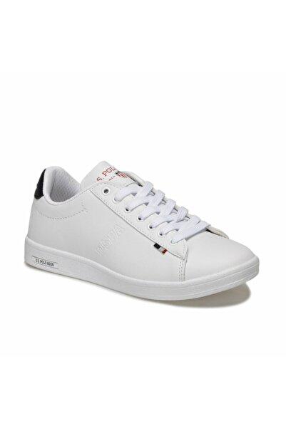 U.S POLO Erkek Beyaz Casual Ayakkabı