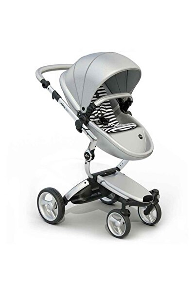 Mima Xari Ikili Sistem Portbebeli Bebek Arabası Argento