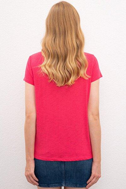 Kadın T-Shirt G082GL011.000.1089624