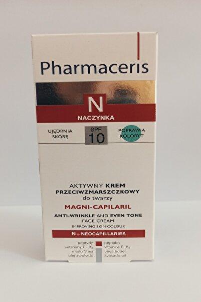 Pharmaceris N Magni Capilaril Anti Wrinkle Spf 10 Kırışıklık Karşıtı Krem 50 ml 5900717152519