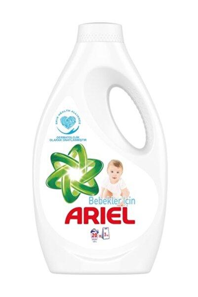 Ariel Baby Sıvı Çamaşır Deterjanı Bebekler İçin 20 Yıkama 975 ml