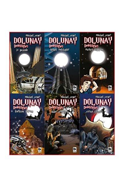 Bilgi Yayınevi Dolunay Dedektifleri Seti (Altı kitaplık set)