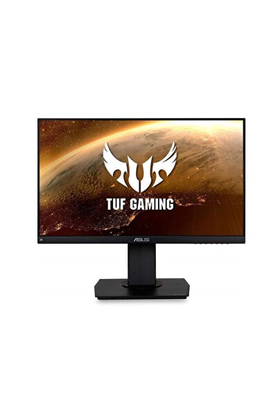 "ASUS TUF Gaming VG24VQ 23.6"" 144Hz 1ms (HDMI+Display) Freesync Curved Monitör"